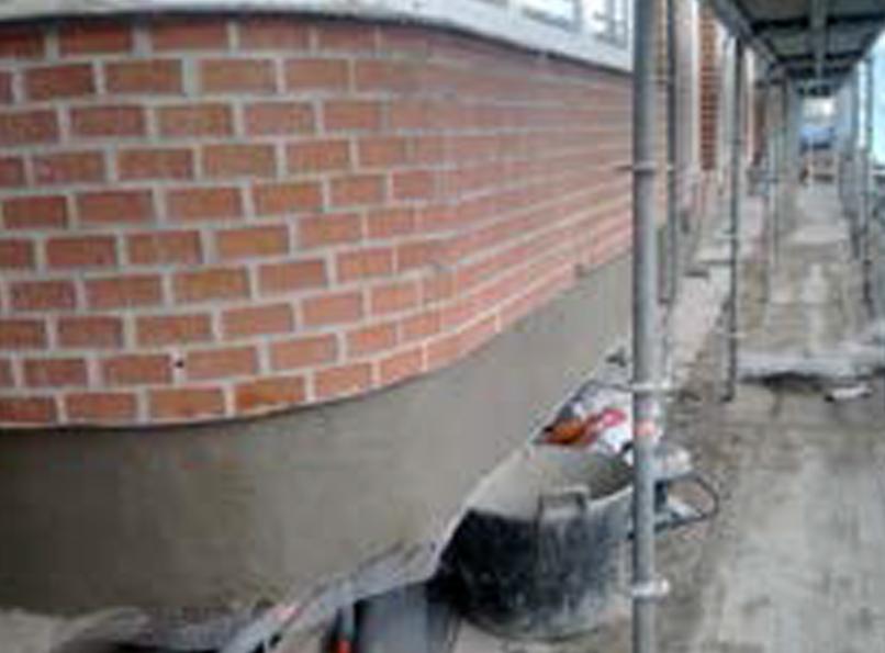 Reforma de fachada tradicional bilbao for Fachada tradicional